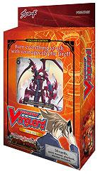 Cardfight Vanguard ENGLISH Trial Starter Deck VG-TD02 Dragonic Overlord