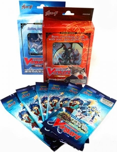 Cardfight Vanguard ENGLISH Trial Starter Deck Super Value Bundle [2 Trial Decks & 6 Random Boosters]