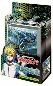 Cardfight Vanguard ENGLISH Trial Deck VGE-TD07 Descendants of the Marine Emperor