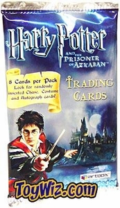 Harry Potter and the Prisoner of Azkaban Movie Hobby Version Trading Card Pack