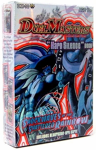 Duel Masters Card Game DM-10 Shockwaves of the Shattered Rainbow Theme Deck Hard Silence