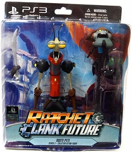 DC Direct Ratchet and Clank Future Series 2 Action Figure Rusty Pete