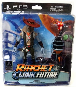 DC Direct Ratchet and Clank Future Series 2 Action Figure Smuggler