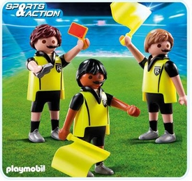 Playmobil Soccer Set #4728 Referees
