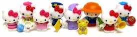 Hello Kitty Mega Bloks LOOSE Series 2 Set of all 8 Mini Figures