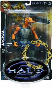 Halo 2 Action Figure Limited Edition Series 2 Jackal Sniper