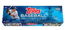 2009 Topps MLB Baseball Cards Factory Sealed Set [660 Cards Plus 10-Card Rookie Variation Pack]