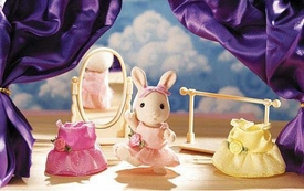 Calico Critters Minifigure Create Your Very Own Story Britney's Ballet Recital