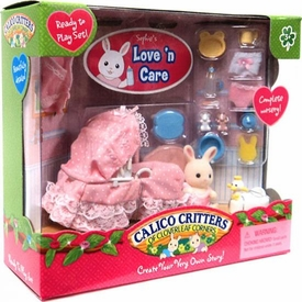 Calico Critters Minifigure Create Your Very Own Story Sophies Love n Care