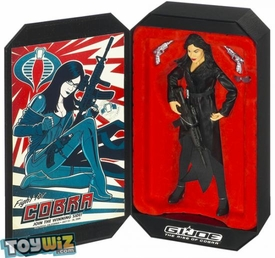 GI Joe Movie The Rise of Cobra 2009 SDCC San Diego Comic-Con Exclusive 12 Inch Deluxe Action Figure Baroness