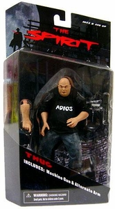 The Spirit Mezco Toyz Series 1 Action Figure Thug