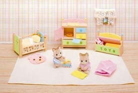 Calico Critters Minifigure Create Your Very Own Story Nursery Fun Time