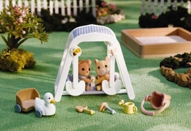 Calico Critters Minifigure Create Your Very Own Story Swing 'n Play