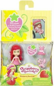 Strawberry Shortcake Hasbro Mini Doll with DVD BLOWOUT SALE!
