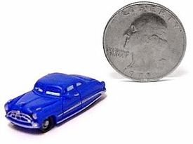 Disney / Pixar CARS Movie Mini Plastic Doc Hudson