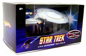Mattel Hot Wheels Star Trek Movie 1:50 Scale Die-Cast Vehicle U.S.S. Enterprise NCC-1701-D