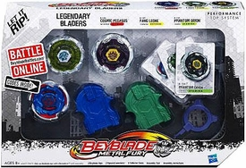 Beyblades Legendary Bladers 3-Pack Origins [Cosmic Pegasus, Fang Leone & Phantom Orion]