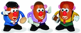 Mr. Potato Head Three Stooges Collector Set [Moe, Larry & Curly]