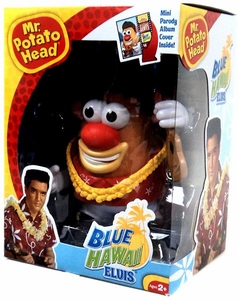 Mr. Potato Head Deluxe Figure Elvis Blue Hawaii