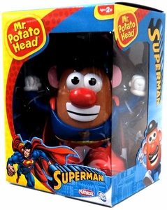 Mr. Potato Head Super Hero Spud Figure Superman