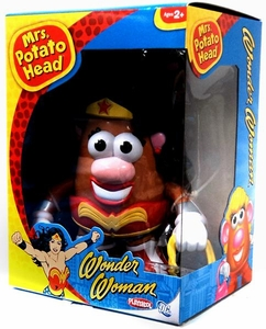 Mr. Potato Head Super Hero Spud Figure Wonder Woman