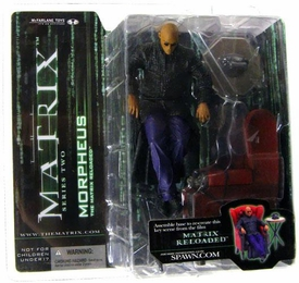 McFarlane Toys Series 2 Matrix Action Figure Morpheus