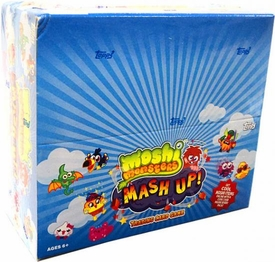 Topps Moshi Monsters Trading Card Game Mash Up! Booster BOX [24 Packs]