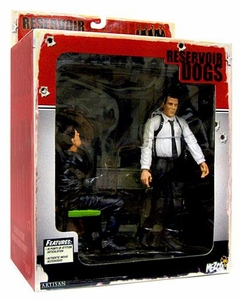 Mezco Toyz Reservoir Dogs Action Figure Box Set Mr. Blonde & Marvin Nash [Stuck In The Middle With You]