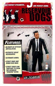 Mezco Toys Reservoir Dogs Action Figure Mr. Blonde