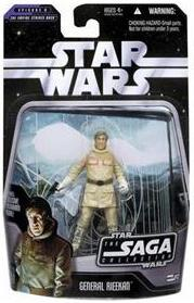 Star Wars Saga 2006 Basic Action Figure #12 General Rieekan
