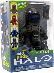 Halo 3 McFarlane Toys Odd Pods Series 2 Stylized Figure ODST: The Rookie COLLECTOR'S CHOICE!