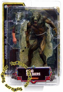 Sota Toys Now Playing Series 3 Action Figure WereWolf [Dog Soldiers]
