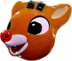 Rudolph the Red-Nosed Reindeer Cinnamon Flavored Reindeer Noses Tin