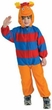 The Backyardigans Rubie's Costume #885521 Tyrone Deluxe (Child Size Small)