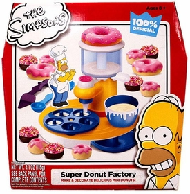 Cra-Z-Art The Simpsons Super Donut Factory