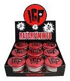 Insane Clown Posse ICP Candy Tin Hatchet Mints
