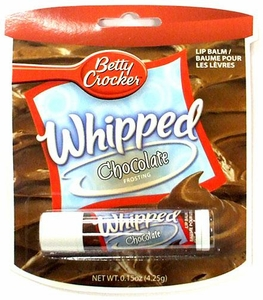 Lip Balm Betty Crocker Whipped Chocolate Frosting