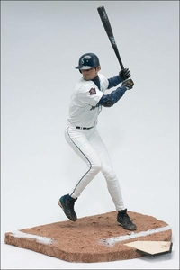 McFarlane Toys MLB Sports Picks Series 1 Action Figure Ichiro Suzuki (Seattle Mariners) Gray Jersey Variant