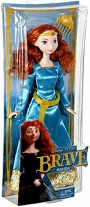 Disney / Pixar BRAVE Movie Basic Doll Figure Merida