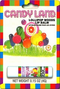 Candy Land Lip Balm Lollipop Woods