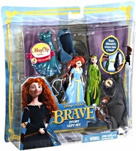 Disney / Pixar BRAVE Movie Story Gift Set