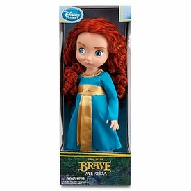 Disney / Pixar BRAVE Movie Exclusive 16 Inch Toddler Doll Merida