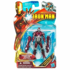 Iron Man 2 Concept 4 Inch Action Figure #04 Iron Man [Exosphere Armor]