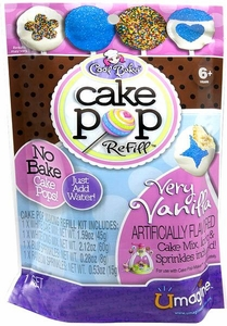 Umagine Cool Baker Cake Pop Refill Very Vanilla