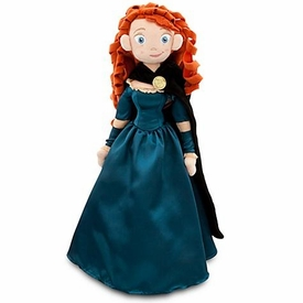 Disney / Pixar BRAVE Movie Exclusive 20 Inch Soft Plush Doll Merida