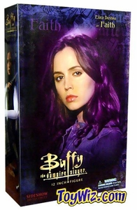 Sideshow Collectibles Buffy the Vampire Slayer 12 Inch Action Figure Faith