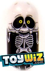 Mighty Beanz Super Rare Special Limited Edition Single Skeleton Bean