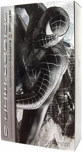 Medicom Spider-Man 3 Real Action Hero Movie 12 Inch Collectible Figure Black Costume Spider-Man