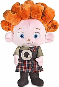 Disney / Pixar BRAVE Movie Exclusive 13 Inch Deluxe Reversible Plush Triplet Brother /  Cub