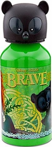 Disney / Pixar BRAVE Movie Exclusive Aluminum Water Bottle [Bear Cub Head]
